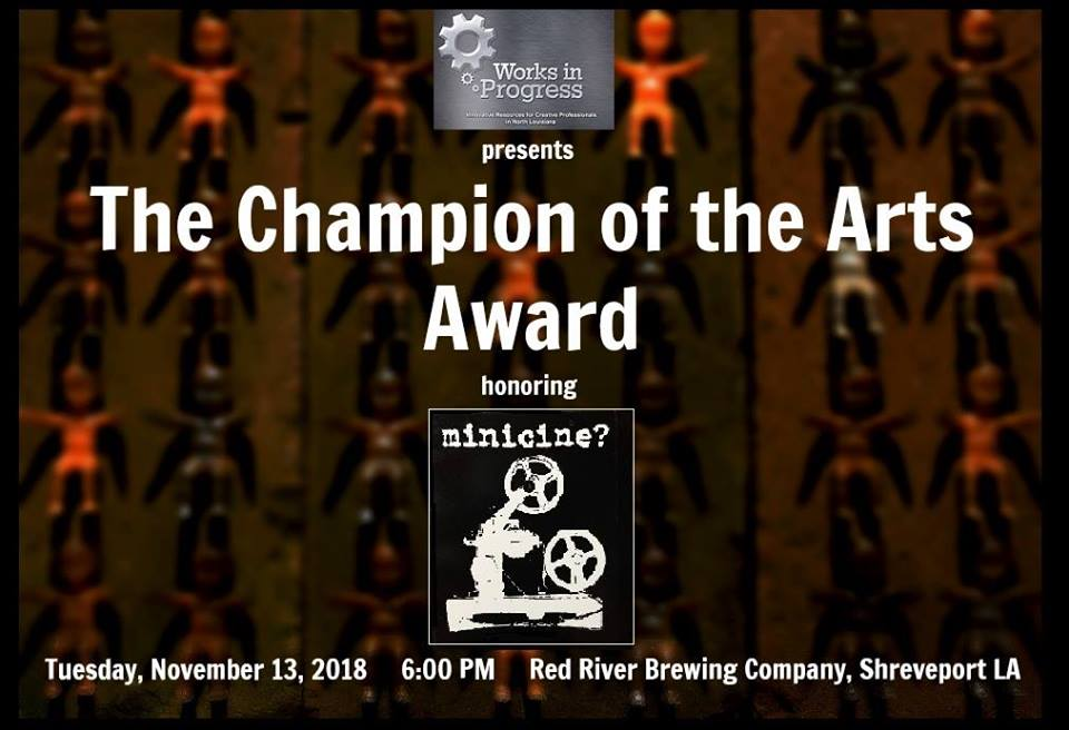 the champion of the arts award